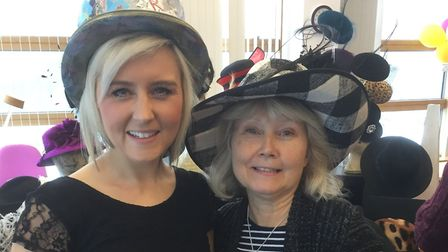 After being given just two days to live, Mrs Edgar is still beating the odds Picture: BRAIN TUMOUR R