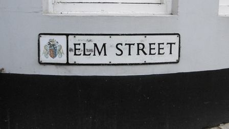 Research has revealed that houses with an Elm Street address usually sell for less than average. Th