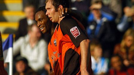 It was on this day in 2005 the Blues drew 1-1 with Brighton