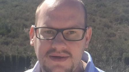Matthew Arkle, 37, from Bury St Edmunds Picture: ARKLE FAMILY