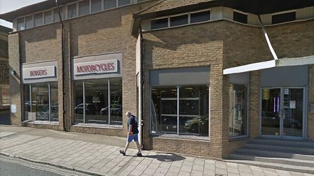 A planning application has been submitted for the former Bowers Motorcycles building in Risbygate St