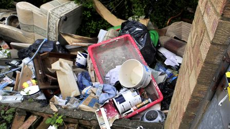 Last year, English councils dealt with 998,000 fly-tipping incidents  two thirds involving househol