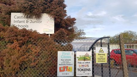 Castle Hill Infant and Junior Schools in Ipswich will be run by ASSET Education Picture: RACHEL EDGE