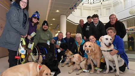 Penny Parker believes the scheme will be hugely beneficial to disabled shoppers Picture: ALISTAIR SY