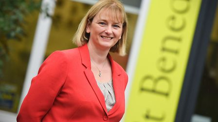 Kate Pereira is leaving her role as headteacher of St Benedict's Catholic School in Bury St Edmunds