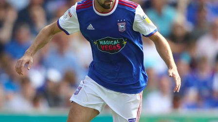 Ipswich Town's Gwion Edwards. Picture: PA