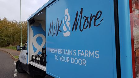 Milk & More offer a wide range of food and produce. Picture: RACHEL EDGE