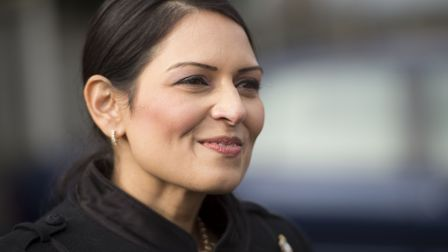 Conservative MP for Witham Priti Patel is yet to declare her position on the no confidence vote Pict