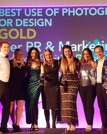 Last night, Pier PR & Marketing and the East of England Co-op won four prestigious accolades at the