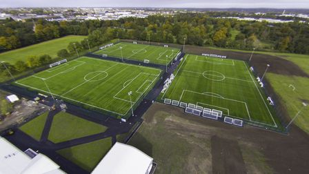 These new Football Foundation Parklife, community football projects in Liverpool, have been supplied