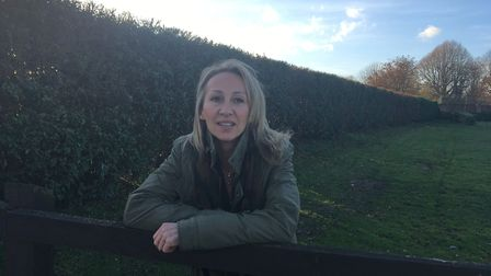 Suffolk FWAG chief executive Anna Beames Picture: SARAH CHAMBERS