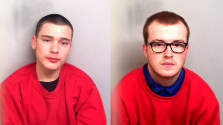 Two teenagers have been sentenced after admitting playing a part in the stabbing of 17-year-old in C