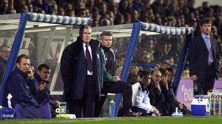 Joe Royle was in the Ipswich dug out for the first time on this day in 2002