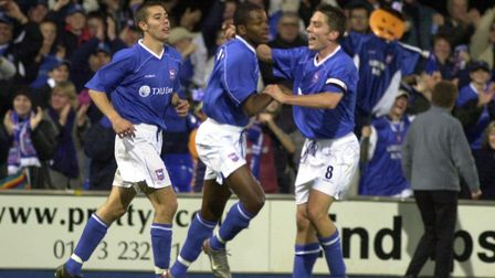 In 2002, Town beat Slovan Liberec in the UEFA Cup