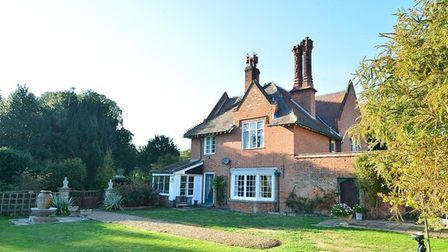 Greyfriars, Dunwich, for sale. Pic: www.muskermcintyre.co.uk