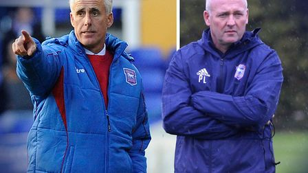 There are remarkable similarities between the start of Mick McCarthy and Paul Lambert's Ipswich Town