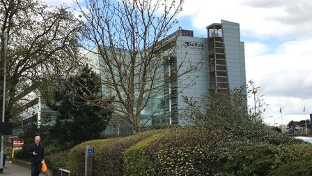 Latest overspend forecasts for 2018/19 at Suffolk County Council are at �7.5m Picture: ARCHANT