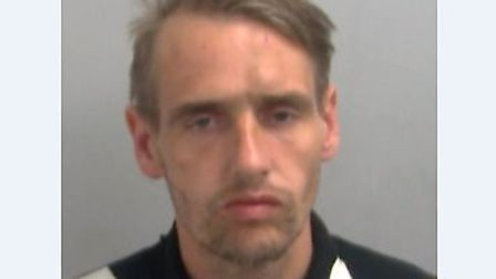 Ian Slater, who was jailed for 12 months at Chelmsford Crown Court on Friday Picture: ESSEX POLICE