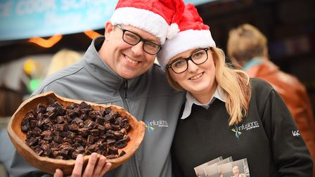 West Suffolk councils are set to support the Bury St Edmunds Christmas Fayre for another three years