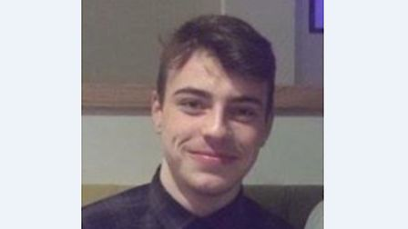 Ewan Clover, died following a crash on the A14 at Rougham Picture: SUPPLIED BY SUFFOLK CONSTABULARY