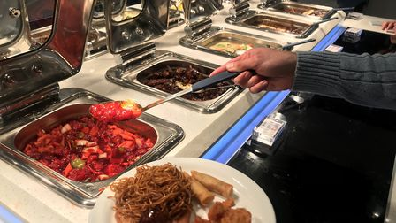 Chinese at Spoons World Buffet, Ipswich PICTURE: Archant