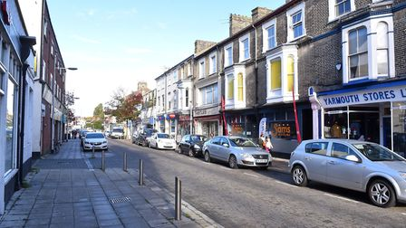 The trial aims to address parking problems in Lowestoft Picture: Nick Butcher