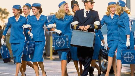 Leonardo DiCaprio as Frank Abagnale Jr in Catch Me If You Can Photo: Dreamworks
