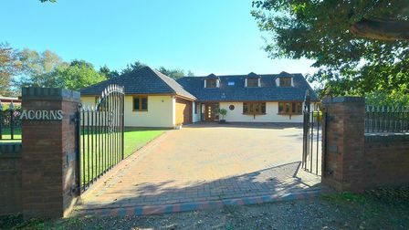 Acrons in Purdis Farm Lane is for sale Picture: FENN WRIGHT