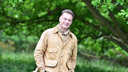 TV presenter Chris Packham, pictured at RSPB Minsmere ahead of 2016's Springwatch series, has made a