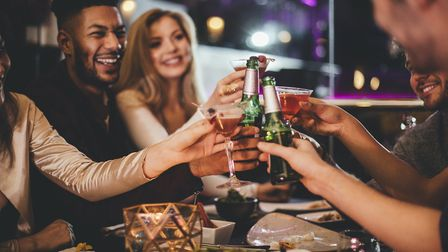 How will you celebrate New Year's Eve? Picture: OAKLANDS HOTEL
