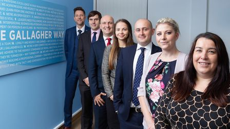 Gallagher, the insurance broker, has opened a new regional office in refurbished premises in Museum