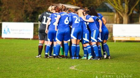 Town had only faced Stevenage last week in the league Picture: AMY GILSON
