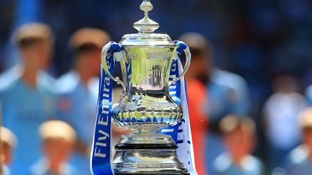 Ipswich Town will find out their FA Cup fate on Monday night Picture: PA