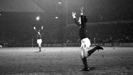 Paul Mariner scored on this day in 1976