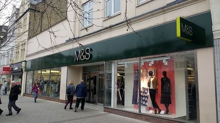 Marks and Spencer Clacton Picture: GOOGLE MAPS