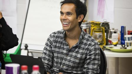 Suba Das, from Leicester's The Curve, has been appointed as the new artitsic director for HighTide.