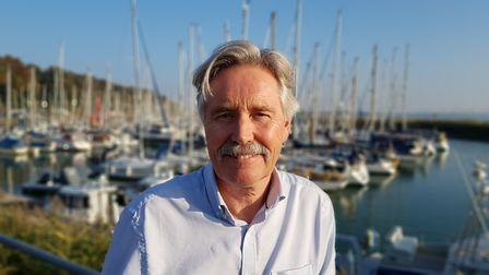 Jonathan Dyke, Managing Director of Suffolk Yacht Harbour, has worked in different roles at the orga