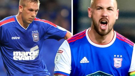 Ipswich Town captain Luke Chambers will make his 300th appearance for the club at Nottingham Forest.