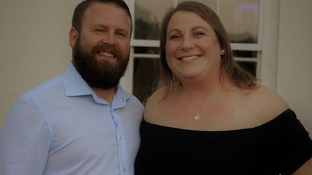 Gemma Curtis, 33 and her husband Michael Curtis, 30, have applied to become foster parents Picture: