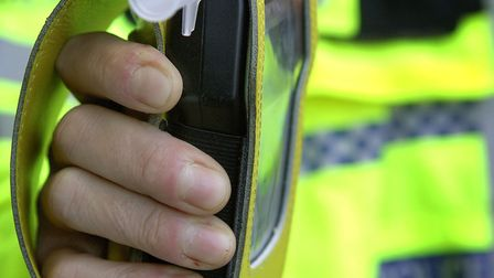 Suffolk police have arrested drivers and the first day of the 2018 Christmas drink-drive campaign. P