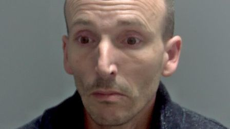 Daniel Todd of Mildenhall who has been jailed for 21 months for burgling Worlington Hall Country Hot