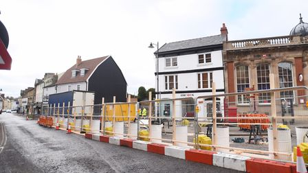 The reconstruction has taken 14 months Picture: GREGG BROWN