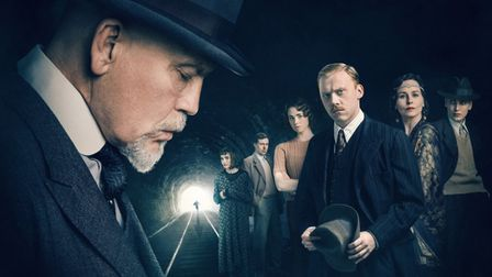 John Malkovich stars as Hercules Poirot in a new version of The ABC Murders, part of the BBC's Chris