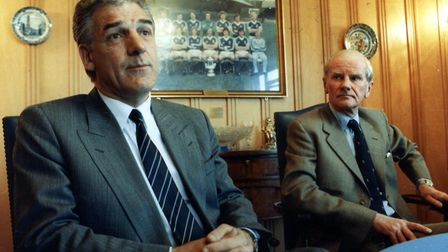 John Lyall resigned as Ipswich Town manager on this day in 1994