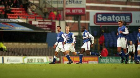 On this day in 1998, Bobby Petta scored the only goal in Town's 1-0 win over Birmingham