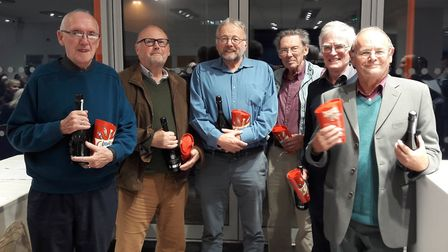 Team Ipso Facto was crowned champions after winning the quiz at John Grose's Ford and Kia dealership
