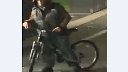 Do you recognise this man? Police would like to speak to him in connection to an attempted robbery i