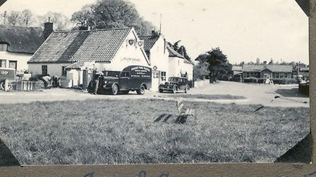 Images from Westleton Village Hall archives Picture: WVH