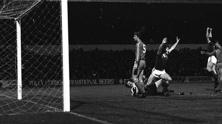 On this day in 1980, John Wark scored a hat-trick as Town beat Polish side Widzew Lodz 5-0 at Portma
