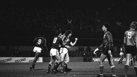 On this day in 1985, Town beat Swindon 6-1 at Portman Road